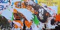 Quadro di Andrea Tirinnanzi - Via della Fonderia ink jet tela