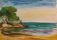 Work of Rodolfo Marma  Isola d'Elba - Procchio