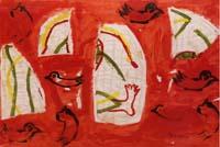 Work of Giuliano Tomaino - Cimbelli mixed paper