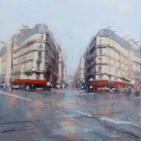 Work of Claudio Cionini  Parigi