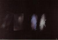 Quadro di Ennio Finzi - Da le tavole dell'assema pastello carta