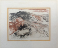 Work of Pietro Annigoni  Combattente