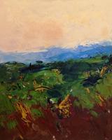 Paesaggio del Valdarno