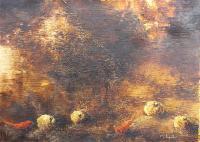 Quadro di Mariano Imperatori - Natura Morta olio tela