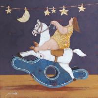 Lisandro Rota - Cavalcata al chiaro di luna