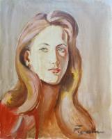 Quadro di Luigi Pignataro - Senza titolo olio tela