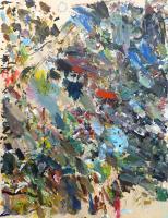 Quadro di Gianni Mori - La tavolozza del pittore mista tavola