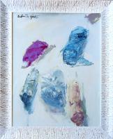 Quadro di Antonello Capozzi - Composizione 15.615 olio tela