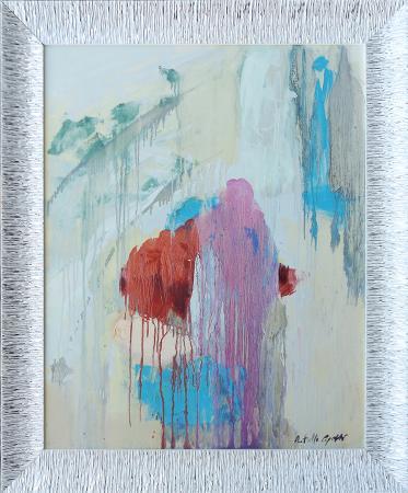 Quadro di Antonello Capozzi Composizione 100.0316 - olio tela