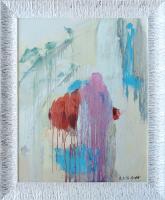 Quadro di Antonello Capozzi - Composizione 100.0316 olio tela