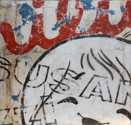 Quadro di Lorenzo Crivellaro Il Milione  - olio tela