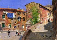Work of Graziano Marsili  Campiglia marittima