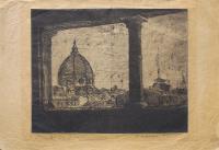 Quadro di Rodolfo Marma  Duomo di Firenze
