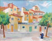 Rodolfo Marma - Angolo di Piazza Cestello