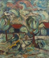 Alvaro Baragli - Paesaggio