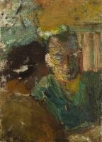 Quadro di Guido Borgianni  Ritratto