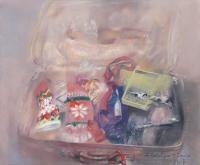 Work of Mario  Madiai - Il cavallino di Davie oil canvas