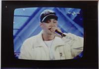 Quadro di Andrea Tirinnanzi - Eminem ink jet tela