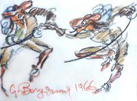 Guido Borgianni - Figure dinamiche