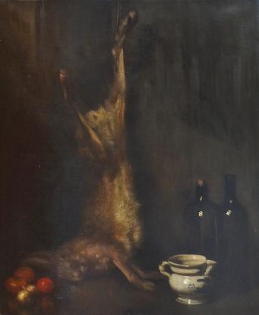 Quadro di Pilade Bertieri Natura morta - olio tela