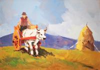 V. De Robertis - Vita di campagna