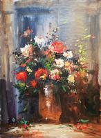 Norberto Martini - Vaso di fiori