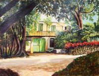 P.P. Mazzei - Villa nel parco