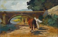 Claudio da Firenze - Lungo il fiume