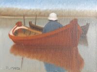Roberto Masi - In barca