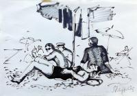Cafiero Filippelli - Spiaggia