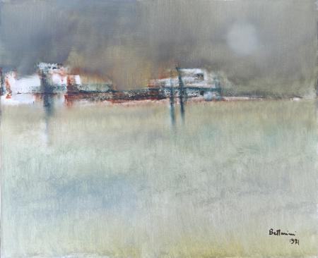 Quadro di Lido Bettarini Paesaggio - Pittori contemporanei galleria Firenze Art