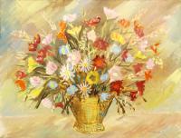 Cincinnati - Vaso con fiori di campagna