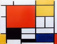 Andrea Tirinnanzi - Omaggio a Mondrian
