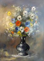Marcello Gamurro - Vaso di fiori