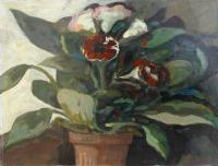 Gaetano D'Amico - Vaso di fiori