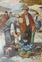 Ernesto Scudiero - Pescatori