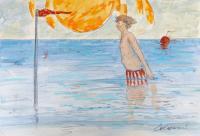Giampaolo Talani - L'uomo nel mare