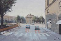 Claudio Cionini - Piazza della Libertà