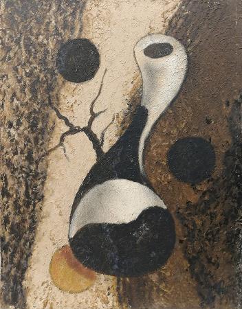Quadro di Gianfranco Rontani N 37BB - olio tela