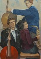 Giampaolo Talani - I tre musicisti