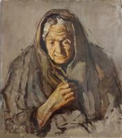 Sergio Cirno Bissi - La vecchia del S. Antonio