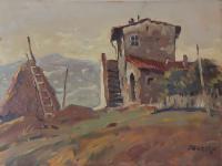 Pieri - Paesaggio rupestre
