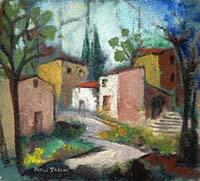 Paolo Toschi - Paesaggio