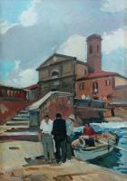 Piero Marchi - Quartiere Venezia - Livorno