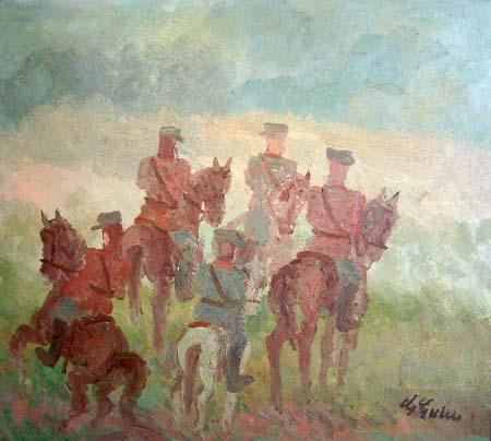 Guido Guidi - Scena campestre