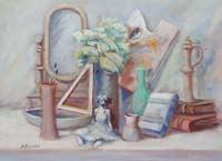 Quadro di Umberto Bianchini - Composizione mista tela