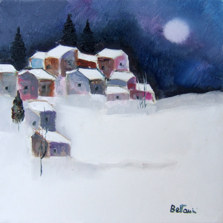 Lido Bettarini - Nevicata