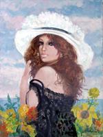 Work of Fausto Maria Liberatore  Flora