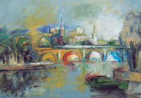 Work of Emanuele Cappello  Il ponte
