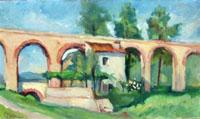 Work of Giorgio Casini  Condotta di Asciano